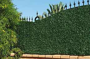Siepi Da Giardino Finte : Siepi artificiali per balconi u carta adesiva per mobili