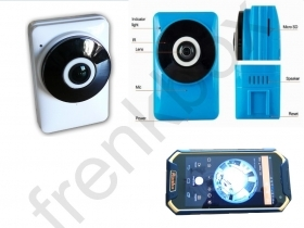 Mini telecamera HD IP WIFI vis