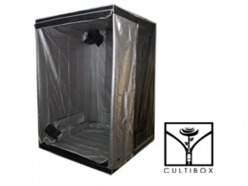 Growbox darkbox growroom per 6 piante 1mt x 1mt x 2mt di altezza