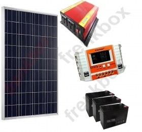 Kit energia solare 1kw pannell