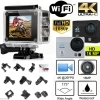 Pro Cam 4K SPORT WIFI ACTION CAMERA ULTRA HD 16MPX VIDEOCAMERA SUBACQUEA SLOW