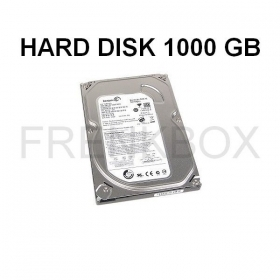"HARD DISK 3,5"" 1 TERABYTE 1000 GB 1 TB 7200 RPM Seagate barracuda"